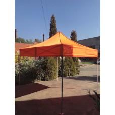 Izvelkama Classic alumīnija telts/nojume 2x2 m Nr.3/10kl