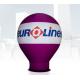 Piepūšams balons ALFA Nr.5/1 b1 - augstums - 3m