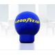 Piepūšams balons GAMMA Nr.5/3 d1 - augstums - 5 m