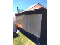 Komercio teltis, Kennar