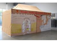 Komercio teltis, Pārgaujas novads, Hanza