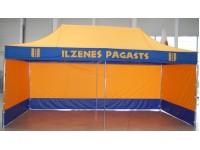 Komercio teltis, Ilzenes pagasts
