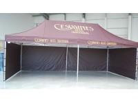 Komercio teltis, Cesvaines alus