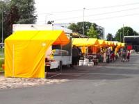 Komercio teltis, Brāļu tirgus