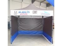 Komercio teltis, M.Milčs
