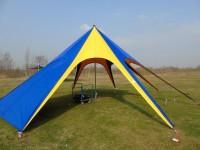 Komercio teltis, Ilzene