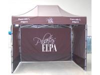 Komercio teltis, Pilsētas Elpa