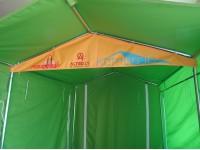 Komercio baneris/trubiņu teltīm