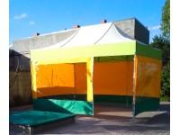 Komercio teltis, Remeos