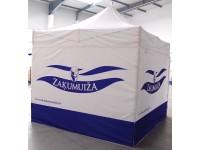Komercio telts, Zaķumuižas ūdens