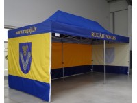 Komercio teltis, Rugāju novads