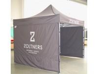 Komercio teltis, Zoltners