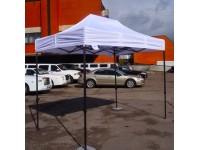 Komercio tērauda teltis