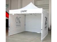 Komercio teltis, Zepter
