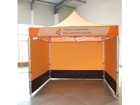 Komercio teltis, LU Rīgas medicīnas koledža